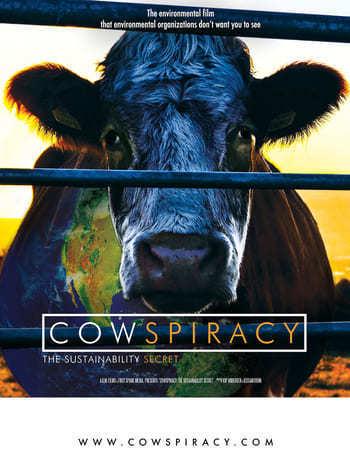 Cowspiracy vegan werden