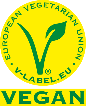 Vegan Label Logo