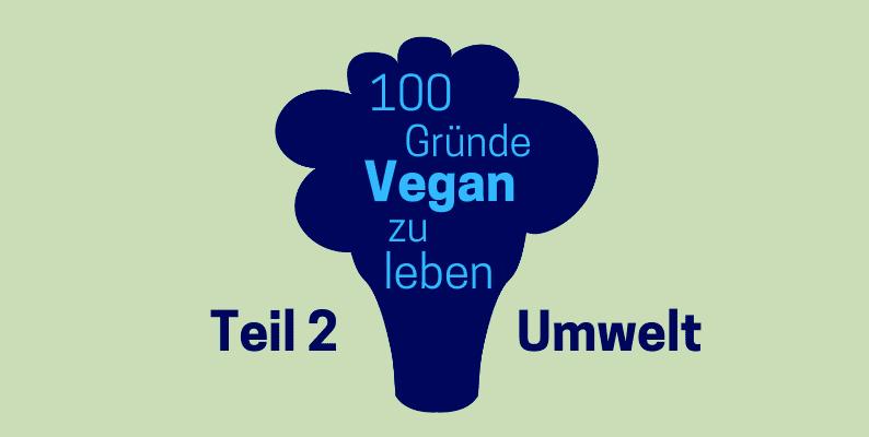 Vegan Umwelt