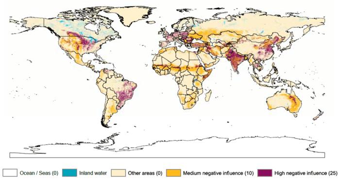 Bodenverdichtung Landwirtschaft