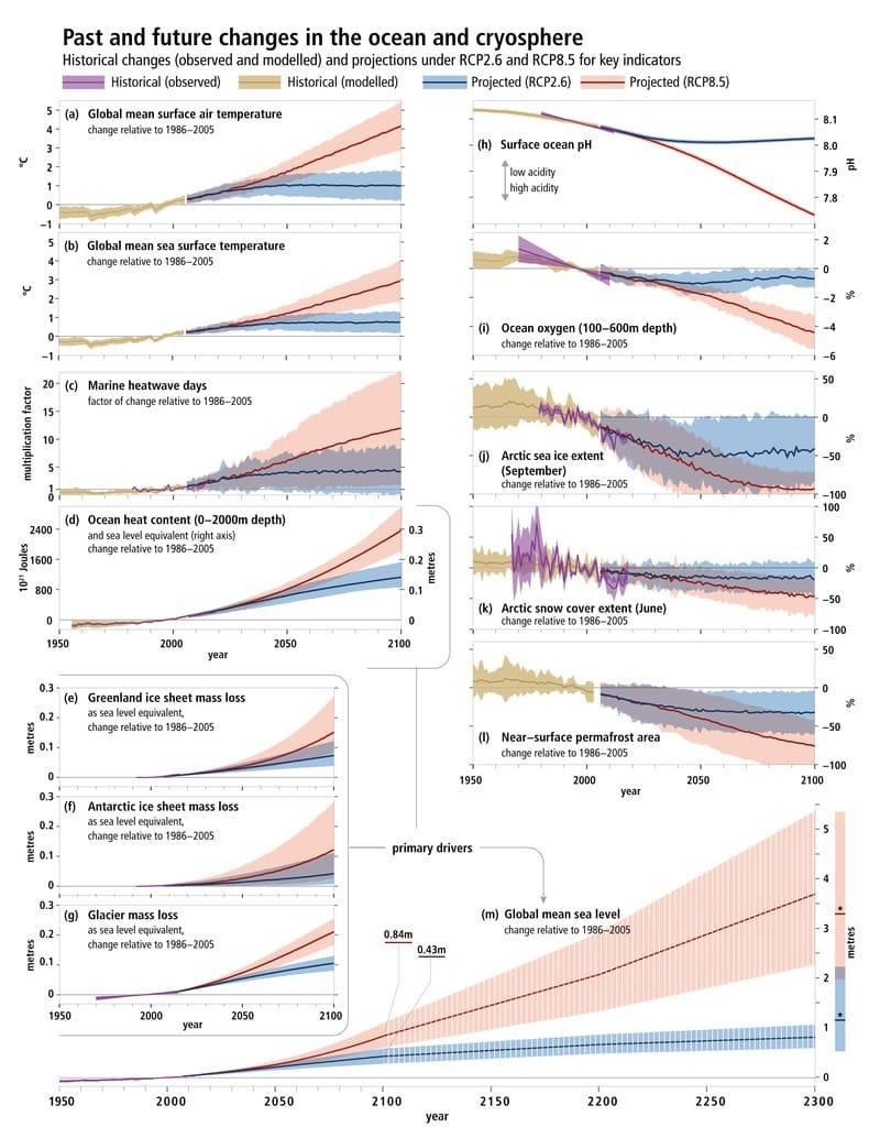 Meeresspiegel steigt